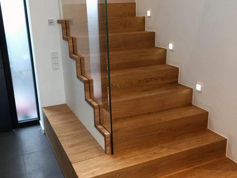 Treppen / Einbaumöbel – 02